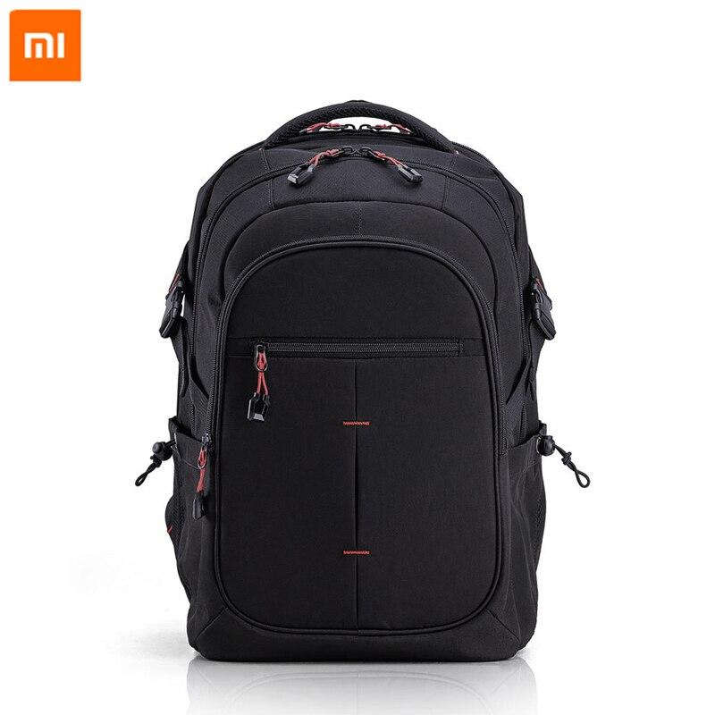Xiaomi UREVO 25L Große kapazität multi funktion rucksack 4 ebenen wasserdicht Mehrere fach lagerung Komfortable riemen-in Smarte Fernbedienung aus Verbraucherelektronik bei  Gruppe 1