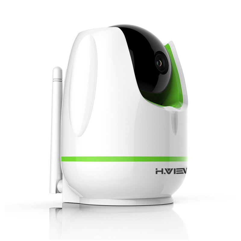 H.View IP Camera 720P 960P WiFi Wireless IP Camera CCTV Security Camera Two Way Audio Baby Monitor Easy QR CODE Scan Connect