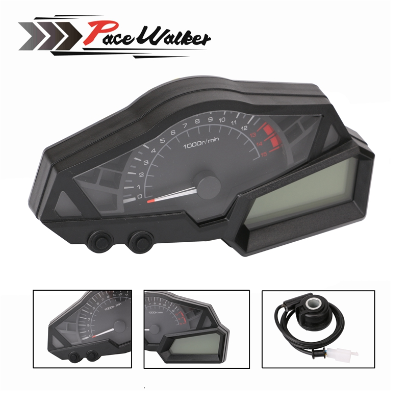 For KAWASAKI NINJA 300 EX300A 2013-2015 Motorcycle OEM Gauges Cluster Speedometer Speedo Tachometer Instrument