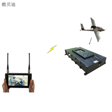 Low Delay HD UAV Transmitter COFDM Wireless Video Link Drones Video Audio Transmitter and Receiver HDMI/SDI input Lightweight