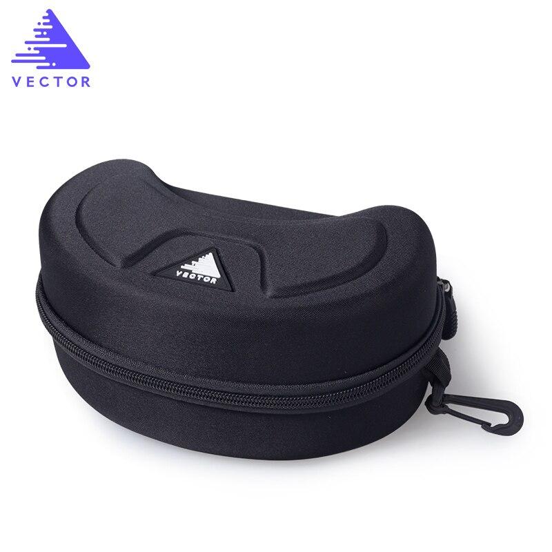 Protection EVA Ski Eyewear Case Large Snow Skiing Goggles Box Shockproof  Waterproof Snowboard Bag Eyewear Original Case