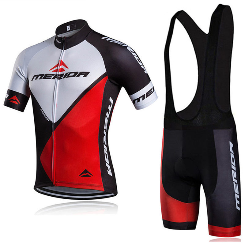 ФОТО Merida 2016 Pro Short Sleeve Cycling Jersey Mens Bicycle Maillot Ciclismo Mtb Bike Jerseys Cycling Clothing for Summer #DH-55