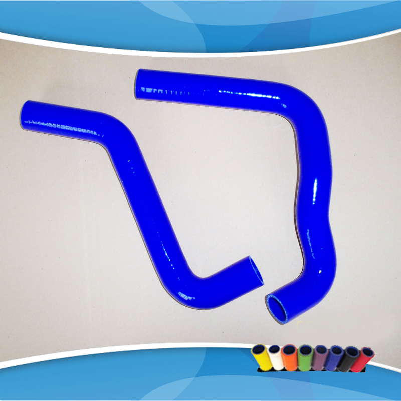 Silicone Hose Kits FOR GM Pontiac Fiero 84-88 Radiator Hose