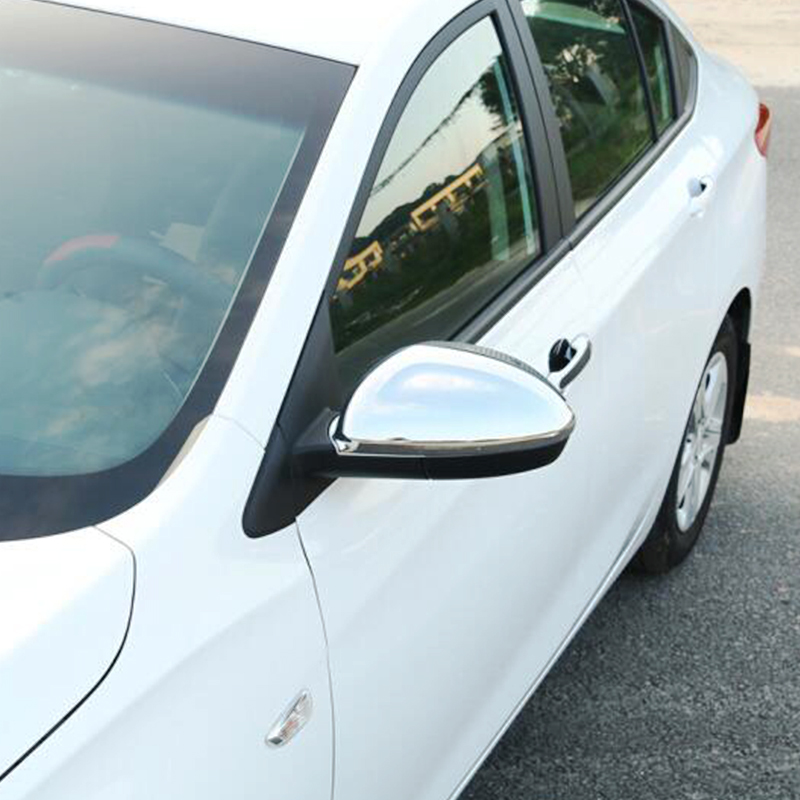 Chevrolet Cavalier Mirrored Chrome Stainless Steel License Plate Frame