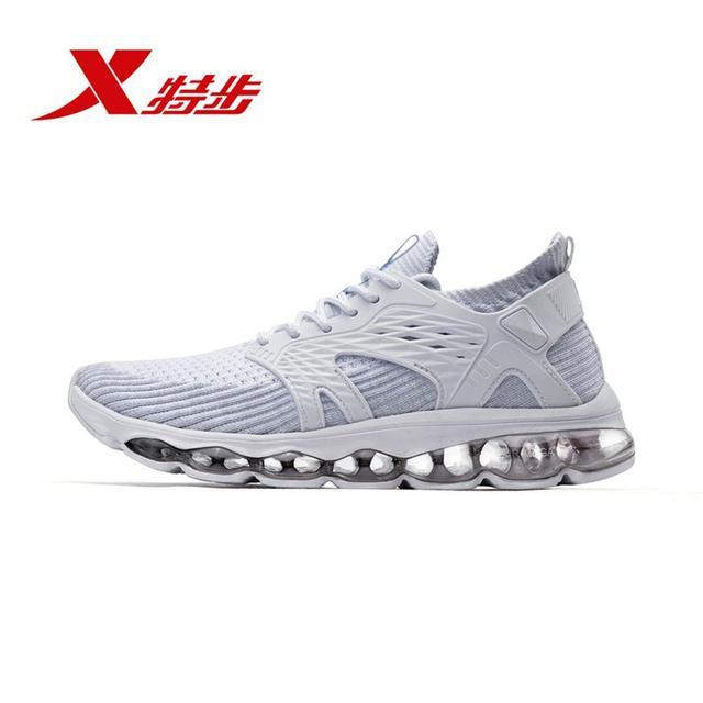 982318119061 XTEP для женщин кроссовки спортивные спортивная обувь демпфирования спортивная обувь, с терморегулирующей сетки Sloe дышащая женская