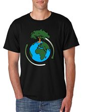 """Earth Day / Save The Planet"" men shirt"