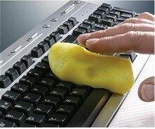 Новая Магия Инновационный Супер Пыль Чистый High Tech Уборка Соединение для Клавиатуры Гель Super Clean Очищающий Гель