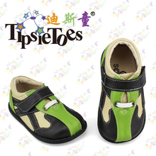 TipsieToes Brand High Quality Leather Stitching Baby Kids Sneakers Shoes Moccasins Loafers For Boys font b