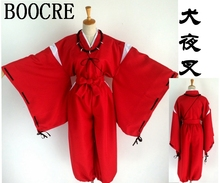 Special Sale Hot Inuyasha Cosplay Costume Full Set Custom Anime cosplay costume