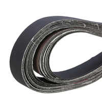 15Pcs Sanding Belt 1'' x 30'' High Grit 600, 800,1000 Grit Sharpening Polishing Belt for Belt Sander Power Tools Mayitr