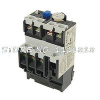 TH-P12E AC 220 V/380 V 1.3-2.1A 3 Pole Relé Térmico de 1 NO 1 NC