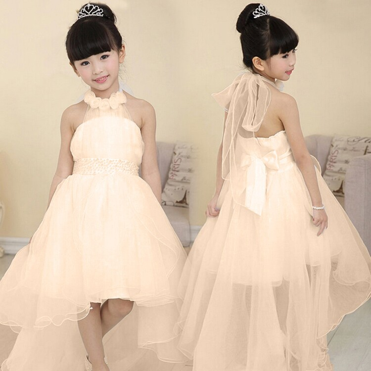 New arrival c128 colors summer dresses for girls princess for Summer dresses for wedding party