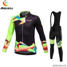 Racing ciclismo winter thermal fleece jersey ciclismo mtb mountain bike invierno ciclismo maillot ciclismo clothing uniforme malciklo