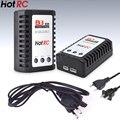 1 шт. горячая rc B3 lipo Батарея Зарядное устройство B3 7.4 В 11.1 В литий-полимерный липо Батарея Зарядное устройство 2 S 3 S ячейки для RC Lipo - фото