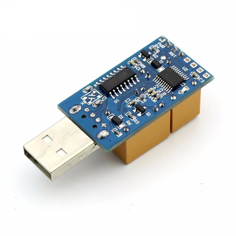 LESHP USB Watchdog Card V2.0 Module Timer Blue Screen Restart Unattended Automatic 24h For Computer PC Mining Miner Games