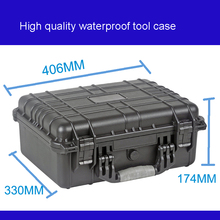 box plastic toolbox case