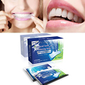 14 bolsas/pack Advanced Tiras de Blanqueamiento de Dientes Oral Higiene Dental Care Dental Blanqueador Rápido Profesional Set