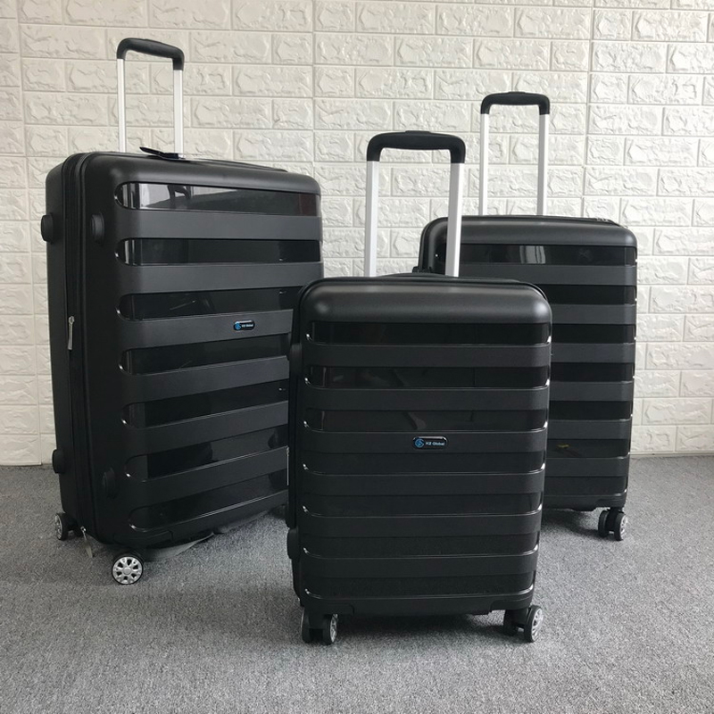 41958d806 Fashion Rolling luggage 20 24 28 size PP brand spinner trolley suitcase  scratch-resistant travel