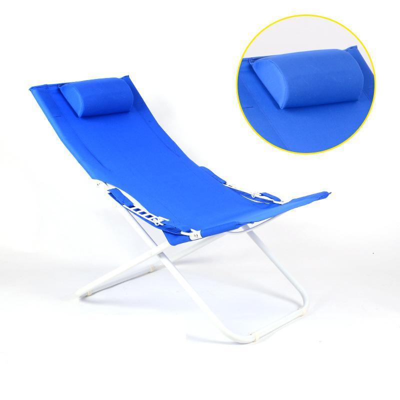En plein air Plage Renforcé Pont Chaise de Bureau Chaise De Loisirs À Domicile Sieste Pause Déjeuner Simple Unique Couché
