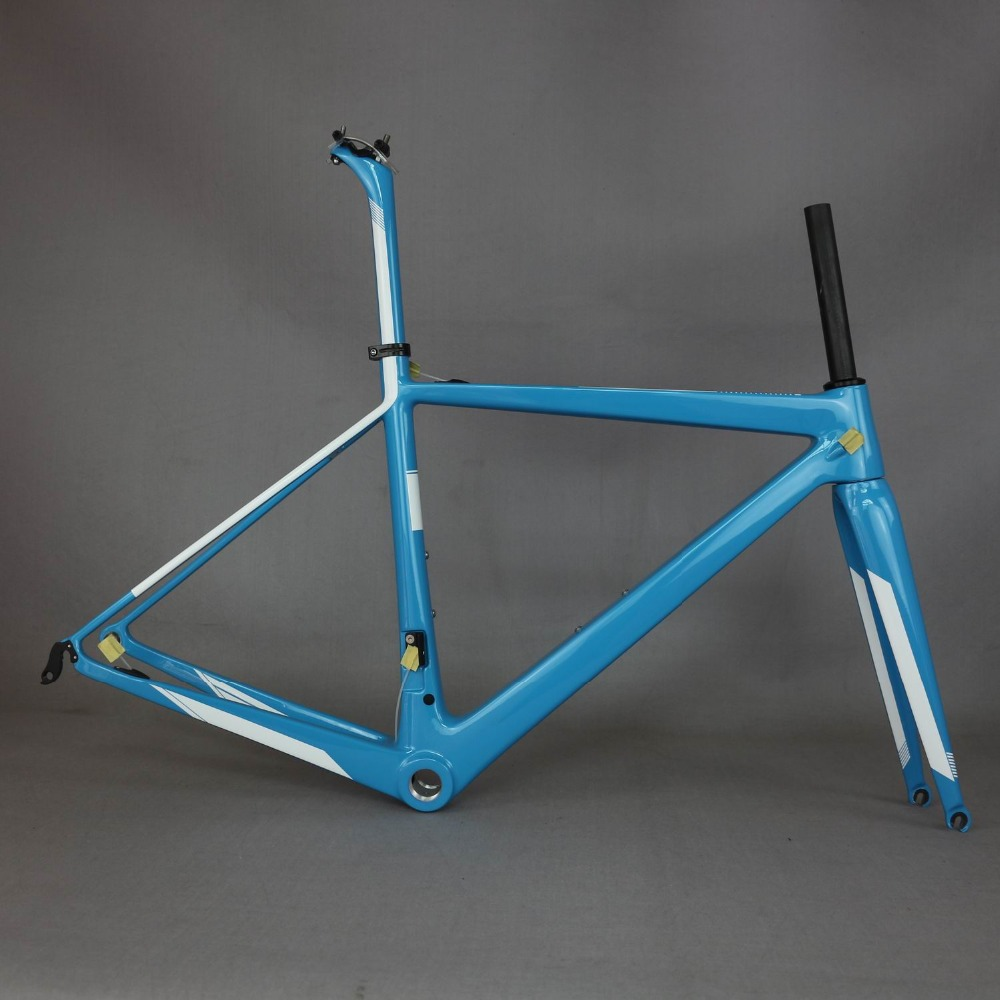 2019 New super light carbon frame  bicycle  Frame,T1000 Bicycle road  Frame FM686 made in tantan factory