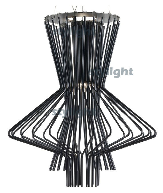 Allegretto Ritmico Suspension lamp Allegro Pendant Lamp hanging ceiling lighting designed by ATELIER Oi стоимость