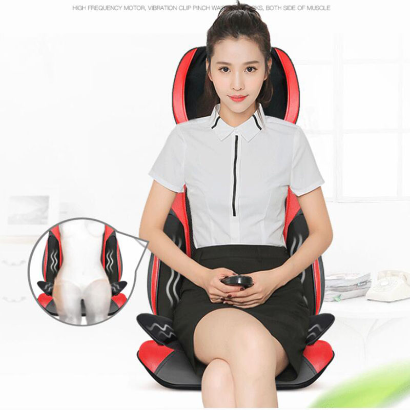 HANRIVER Cervical massage neck massage neck massage cushion for home use of massage pillow body cushion cushions