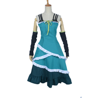 Black Bullet Tina Sprout Dress Uniform COS Clothing Cosplay Costume