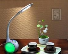 Modern Creative color change Led Desk Table Lamp