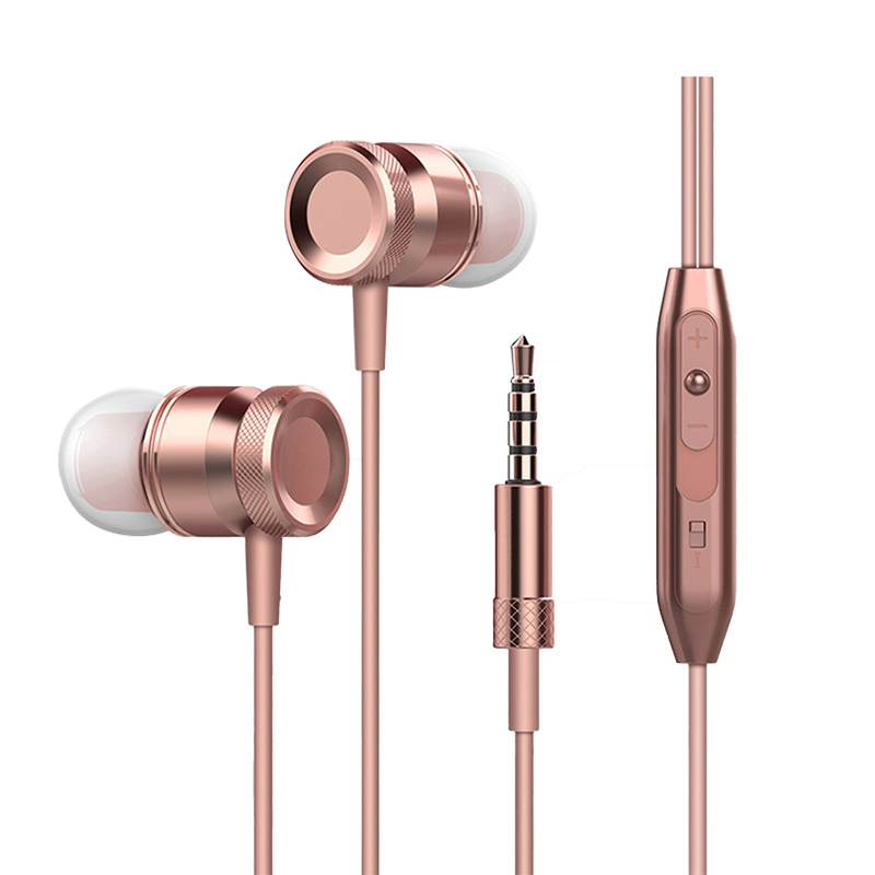 Mambaman ME21 Super Bass Earphone Sports Stereo Earbuds Handsfree Noise Canceling Headset with Mic for Samsung iPhone Xiaomi