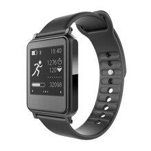 Iwown i7 Wasserdichte Intelligente Uhr Pulsmesser Bluetooth 4,0 Smartwatch Android Schrittzähler Uhr Schrittzähler Kalorienzähler