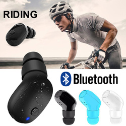 Durable Bluetooth Headphone Music V5.0+EDR Bluetooth Earphone Waterproof Mini Bluetooth Headset Hands-Free