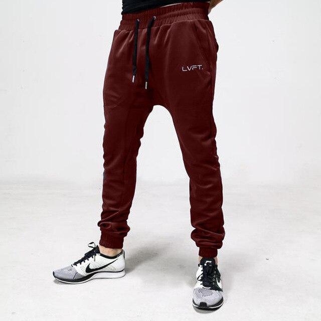 Fashion men sweatpants harem pants cotton hip hop casual stylish Elastic Waist pocket Autumn wear slim male spring 2XL