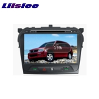 For Suzuki Grand Vitara 2015 LiisLee Car Multimedia TV DVD GPS Audio Hi Fi Radio Original