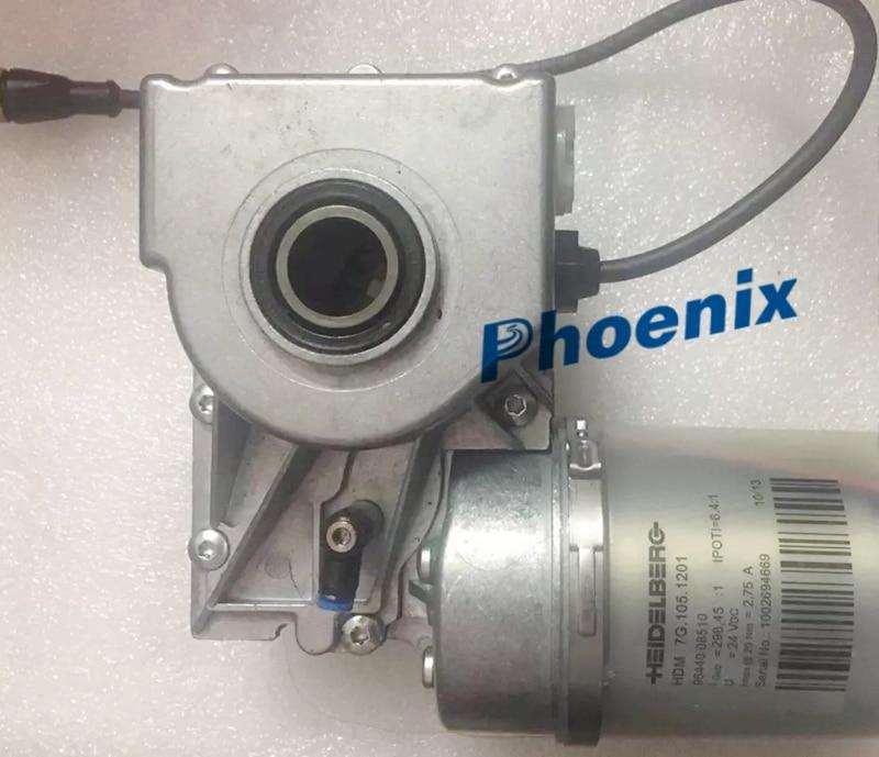Phoenix Original Deutschland Und Zweiter Hand Gebrauchte Heidelberg Motor 24 V 7g. 105,1201