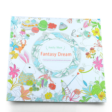 Fantasy Dream An Treasure Hunt Coloring Book For Children Adults Relieve Stress