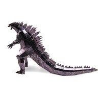 2018 Microworld 3D metal puzzle Behemoth Animal model DIY Laser Cut Jigsaw Model For Adult Educational Toys Desktop decoration
