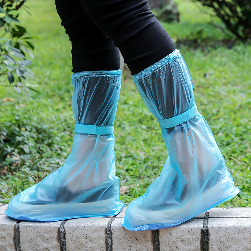 Silicone Shoe Cover Waterproof Silicone Shoe Cover 1 Pair Of Reusable Shoe Covers Riding Protector ForIndoor And Out