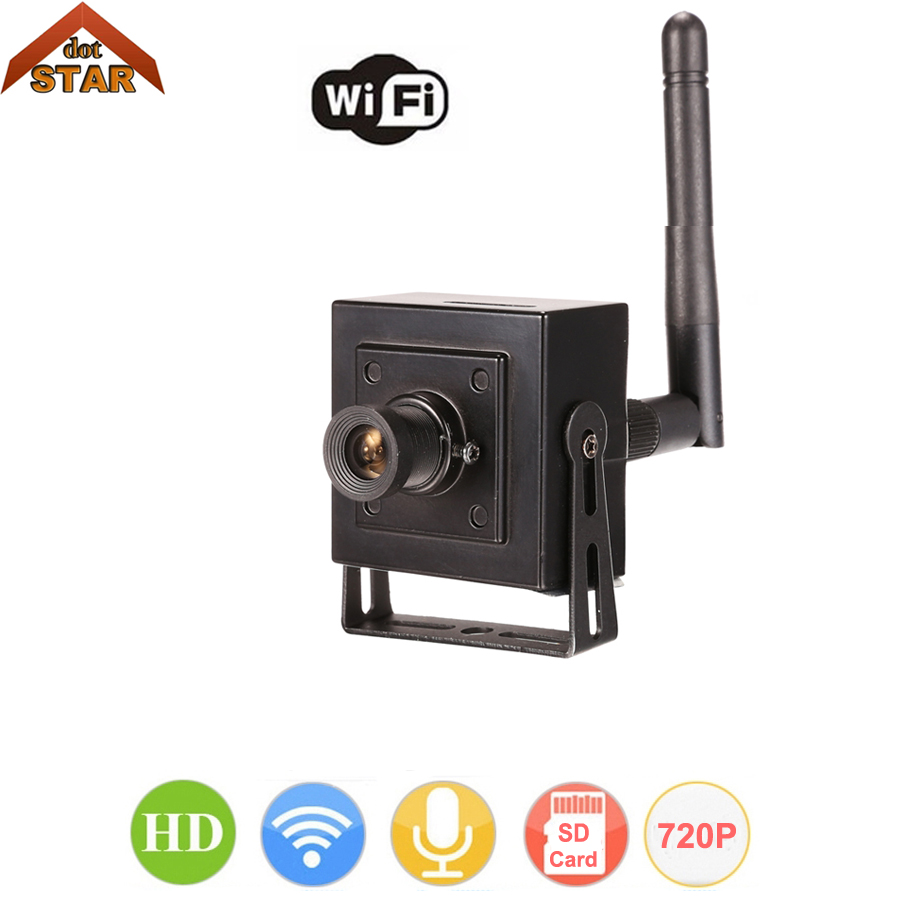 Mini Wifi Camera HD 720P Network IP CCTV Camera Microphone Audio P2P Support Android iPhone view smallest wireless camera jimi jh09 3g hd 720p wifi ip camera wireless network home security camera cctv surveillance mini camera support iphone android