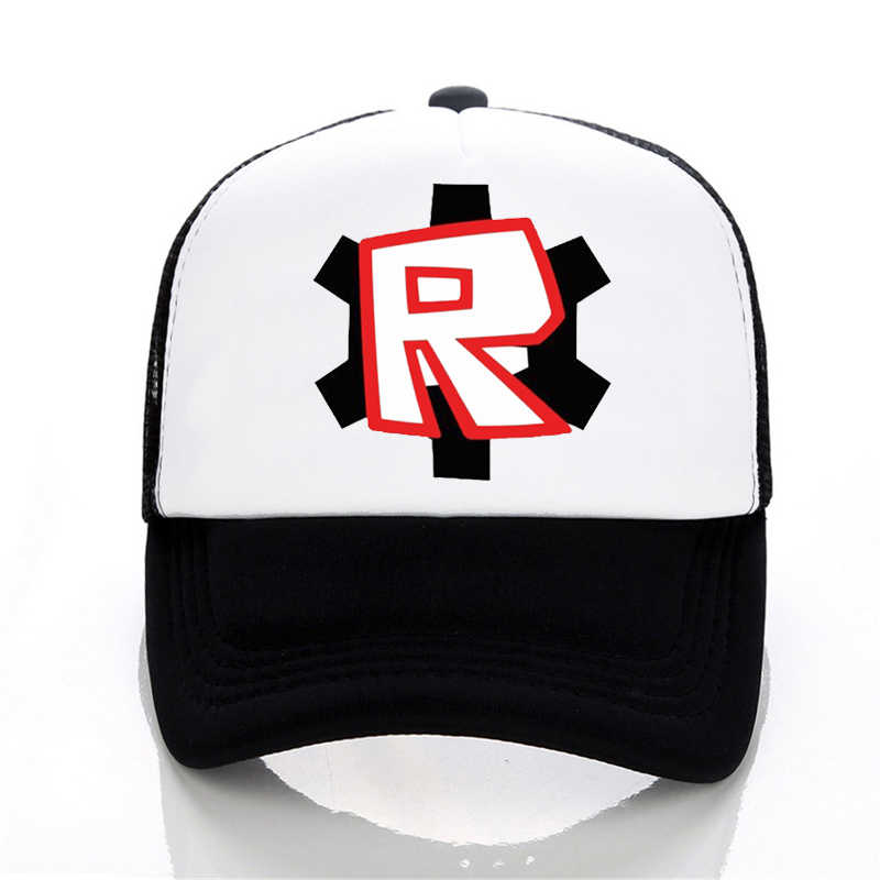 ... Hot Roblox hat Games Rock Band Baseball caps cool Cosplay cap Unisex  game roblox Figure Pointy ... b360999c1308