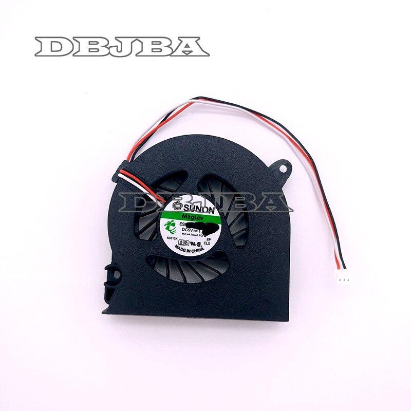 Ordinateur portable Cpu cooler fan POUR HP Compaq CQ511 511 515 510 515 610 516 615 616 CPU ventilateur