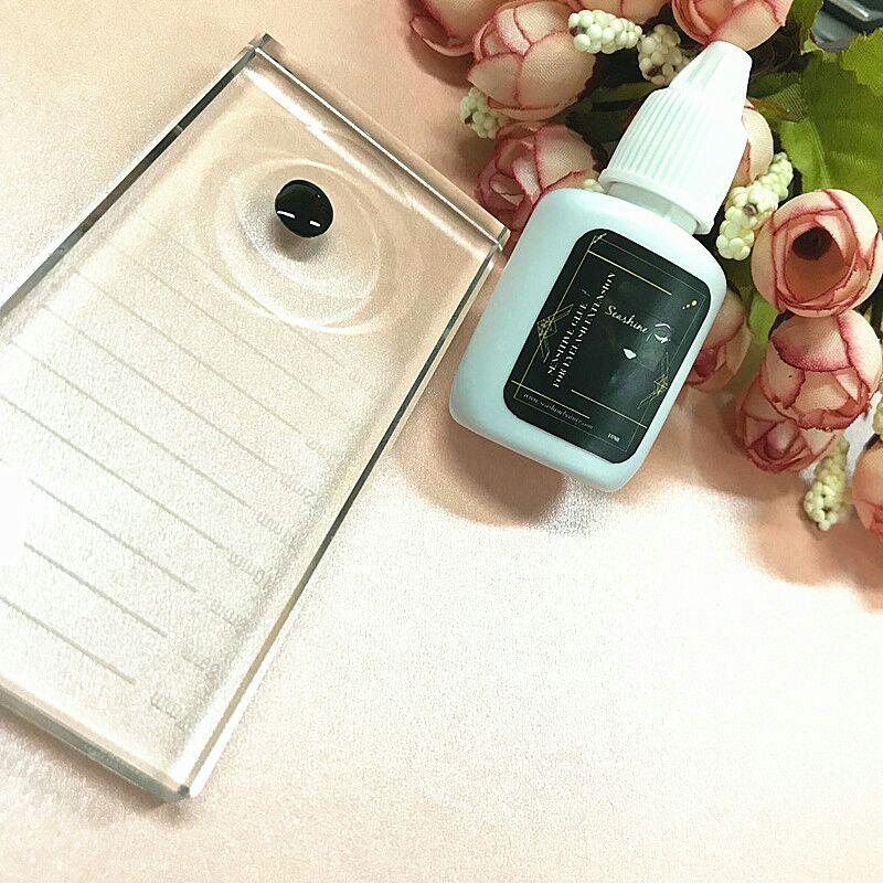 5ml Fast dry 1~3 senconds no odor no simulation lash glue eyelash glue eyelash extension glue free shipping