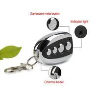 remote key QIACHIP 433mhz DC 12V 4 CH Button RF Wireless Copy Code Duplicator For Garage Door Opener Clone Key Fob Remote Control Switch (4)