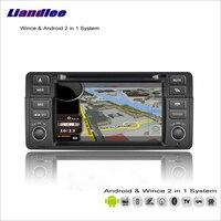 Liandlee для Land Rover для/для MG 7 2007 ~ 2010 Радио CD dvd плеер GPS навигация Расширенный WinCE и Android 2 в 1 s160 Системы