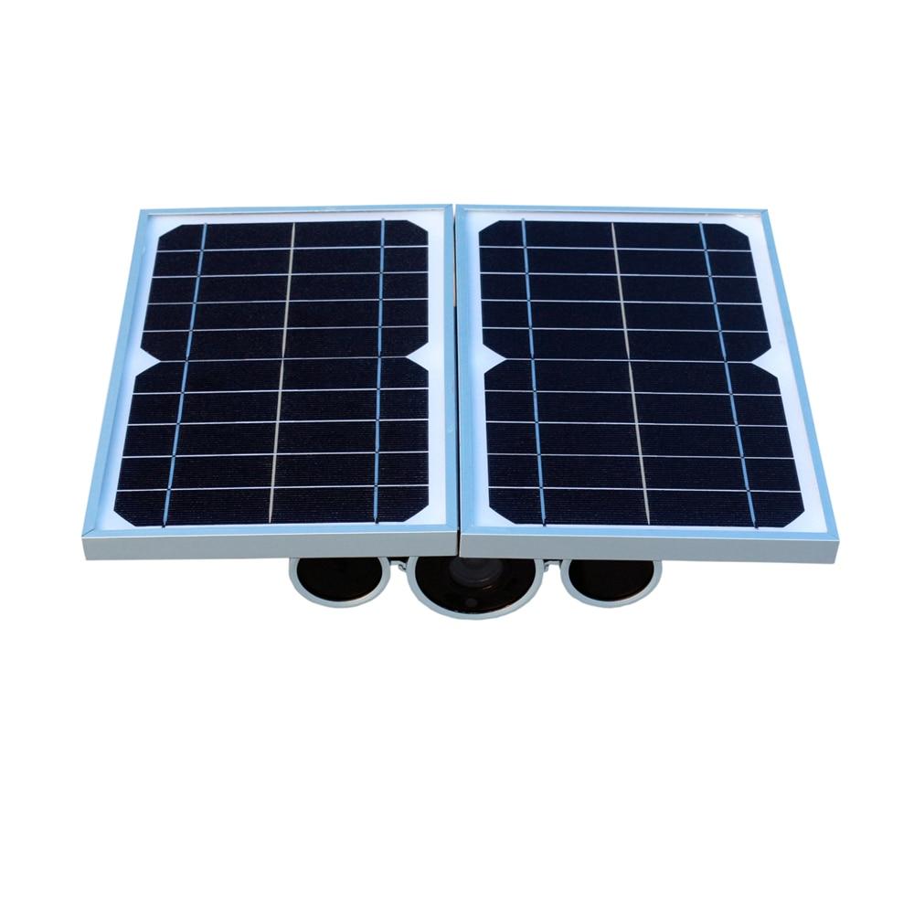 Новая солнечная энергия WI-FI ONVIF - Безопасность и защита - Фотография 5