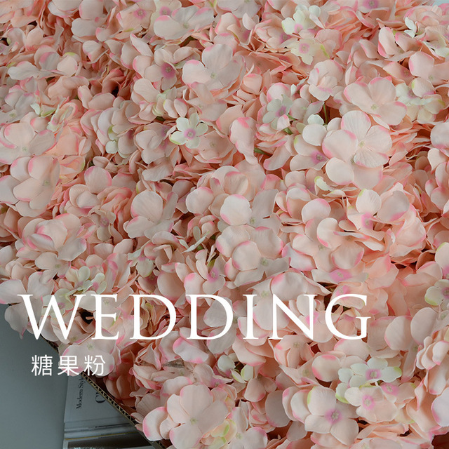 50pcs the wedding flower wholesale flower hydrangea head simulation 50pcs the wedding flower wholesale flower hydrangea head simulation diy flower silk wedding photography guide table mightylinksfo
