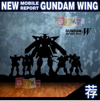 Car Sticker Japanese Cartoon Fans SEED WING GUNDAM  Vinyl Wall Stickers Decal Decor Home  Decoration diy japanese cartoon car stickers animation drift sticker printing carving protection film car funny camouflage graffiti decals