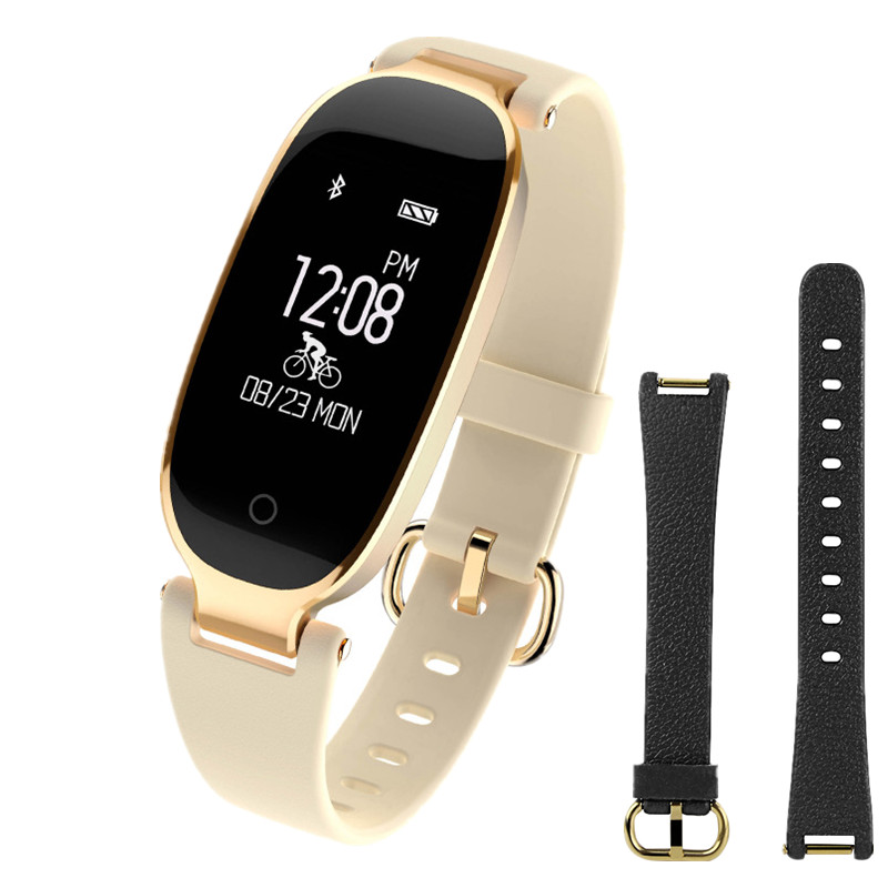 S3 Smart Watch Women Sport Watch Set And Strap Heart Rate Monitor Fitness Tracker For Android IOS Clock reloj inteligente mujerS3 Smart Watch Women Sport Watch Set And Strap Heart Rate Monitor Fitness Tracker For Android IOS Clock reloj inteligente mujer