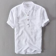 Белье хлопчатобумажная рубашка мужская мода белые однотонные повседневные рубашки брендовая мужская одежда рубашки мужские Camisa masculina Camisa CHEMISE Homme