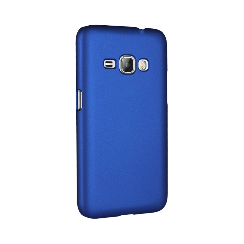 08 Frosted Plastic Hard Protective Back Shell Case for Samsung Galaxy J1 2016 J 1 120 SM J120F SM J120f ds sm j120h ds in Fitted Cases from Cellphones Telecommunications
