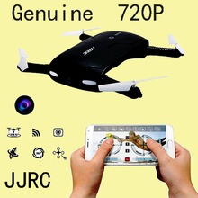 720p JJRC H37 WIFI Elfie Pocket Selfie Drone Quadcopter Foldable Portable Photography HD Video(China)